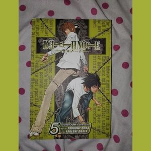 Deathnote Chapter 5